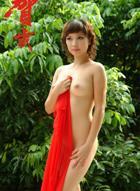 丽图模特莫品香人体摄影杨林-1