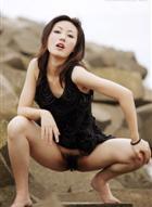 METCN人体模特―刘梦然专辑《海边风》