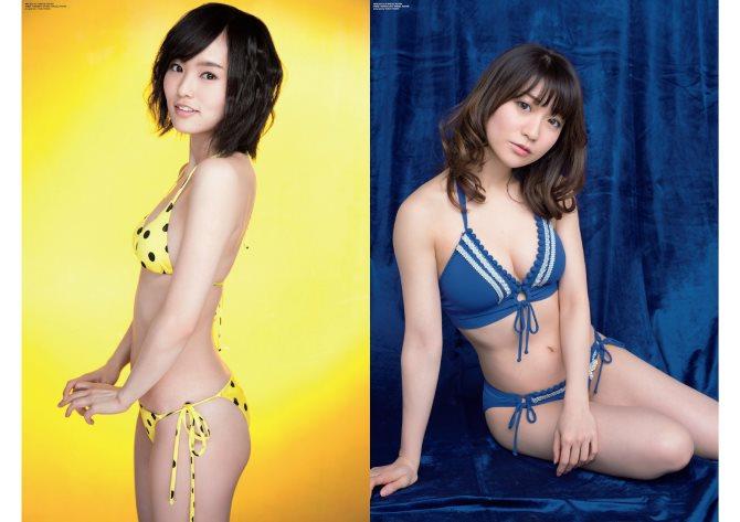 [Weekly Playboy] 2014 No.09 白石茉莉奈情色写真