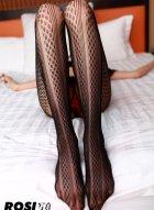 [ROSI写真]NO.041 黑丝性感美女床照写真