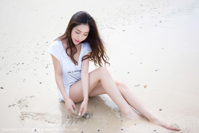 [MiStar魅妍社] VOL.047 陈欣怡意街拍