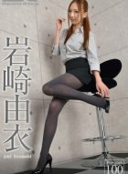[4K-STAR] NO.00069 岩崎由衣制服黑丝长发及腰腿玩年