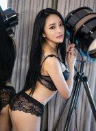 [尤果网] U189 嫩模黛熙儿无圣光人体艺术写真秀成熟胴体