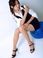[Beautyleg腿模] No.070 美女孟��性感人体艺术写真第四期