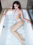 [秀人网] No.094 不性感女人Annie(赵梦媛)魅惑湿身浴照