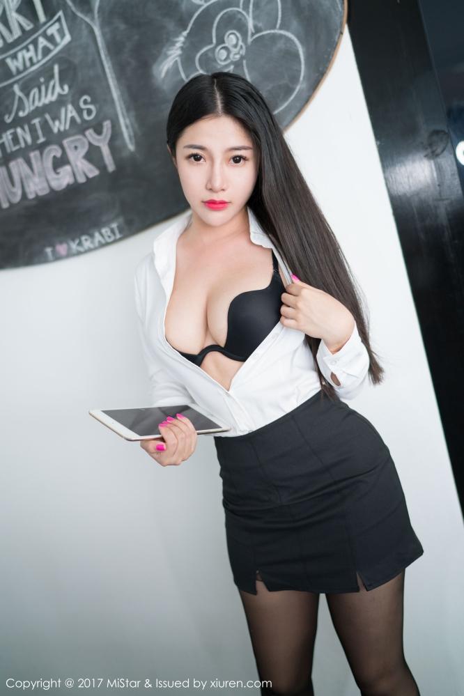 魅妍社女神陈嘉嘉Tiffany比基尼大片 气质清新身材前凸后翘