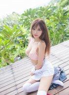 女神杨晨晨苏梅岛旅拍 超级甜美又非常性感狂野的她希望大家喜欢