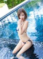 宅男女神杨晨晨sugar泳装写真 模样娇美身材热辣堪称完美