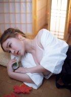 女神柳侑绮练习剑道英姿飒爽 你喜欢这样的小姐姐保护你欺负你吗