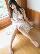 宅男女神夏瑶baby变身最美新娘 童颜巨乳显示出这位嫩模的魅力